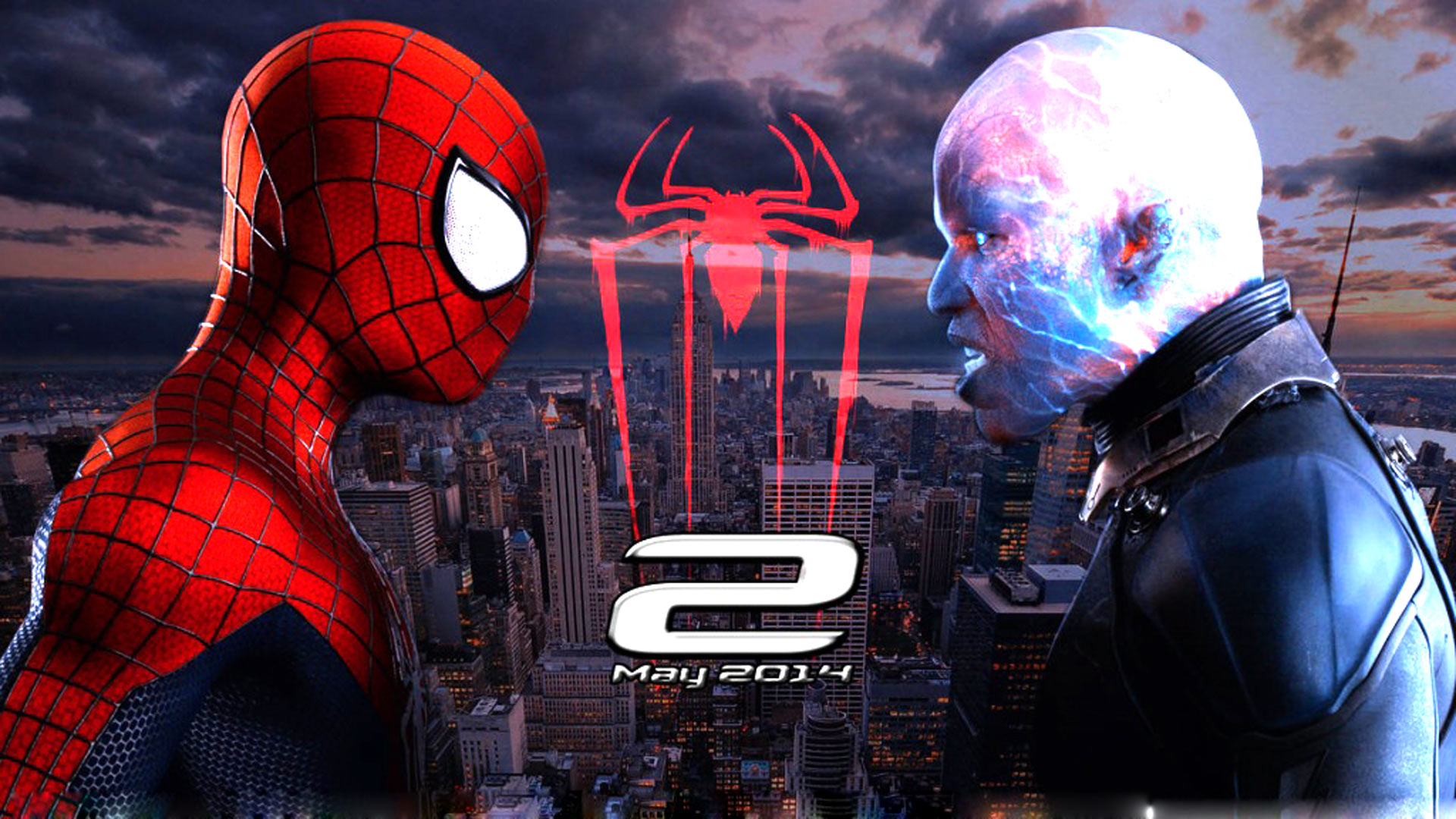 The Amazing Spider-Man 2 (2014) Hindi Dubbed Movie *BluRay*