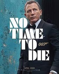 Daniel Craig  ගේ No Time To Die තිරගත විමට නියමිතයි